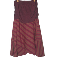 Natural Cotton Skirts