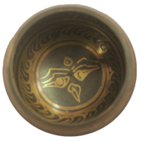 Buddha Eye Singing Bowl