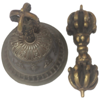 Bell and Vajra Set