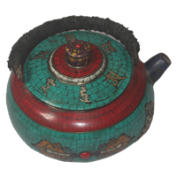 Tibetan Tea Pot in Small Size