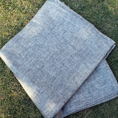 Natural Colour Pashmina Shawls in Light Grey Colour