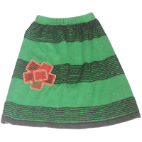 Cotton Skirt Design 13