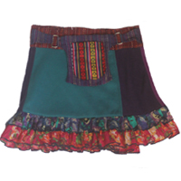 Cotton Skirt Design 16