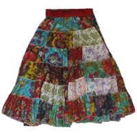 Cotton Skirt Design 14