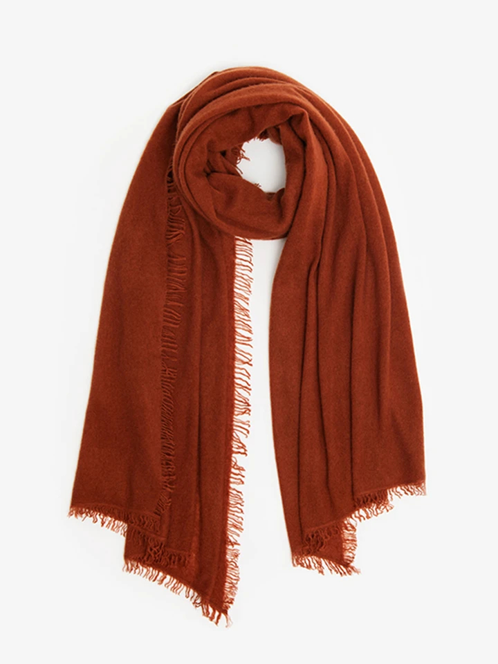Hand Felted Cashmere Wrap