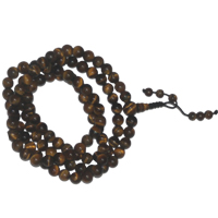 Tiger Eye long Mala