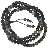 Mixed Jade long Mala