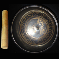 Tibetan and Nepalese Singing Bowls 3