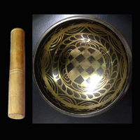 Tibetan and Nepalese Singing Bowls 9