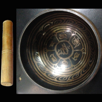 Tibetan and Nepalese Singing Bowls 1