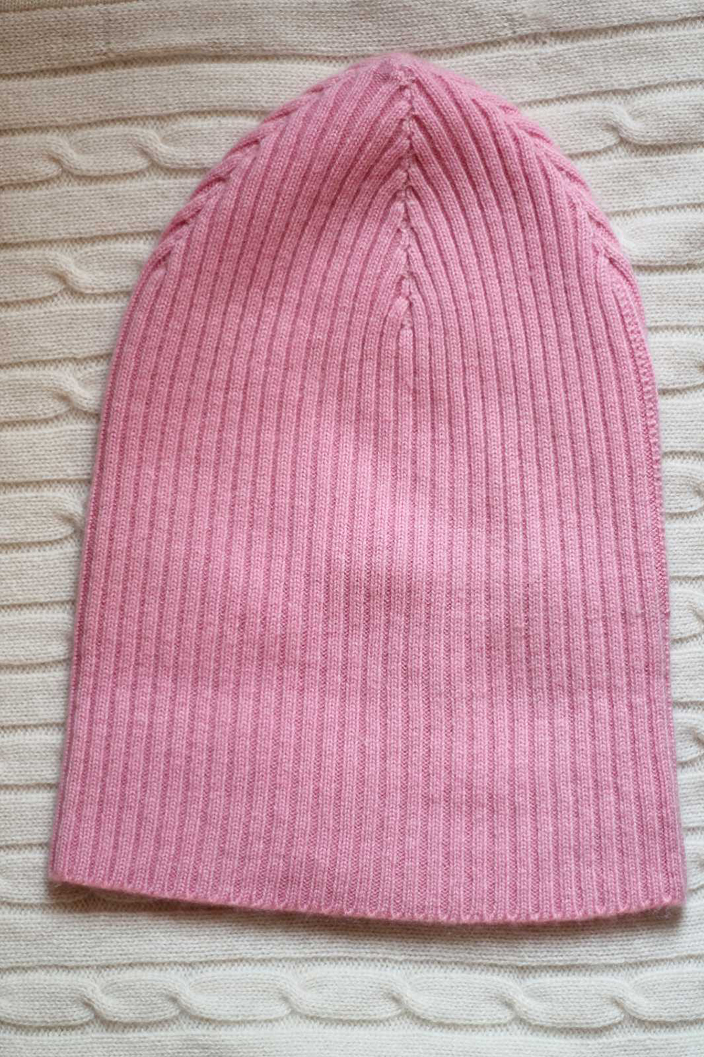 Pink Beaniei Hat for Womens